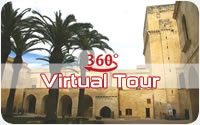 Lecce Castello Carlo V